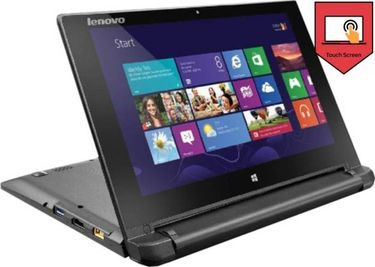 Lenovo Ideapad Flex 10 (59-439199) Laptop (10.1 Inch | Celeron Dual Core 4th Gen | 2 GB | Windows 8.1 | 500 GB HDD) Price in India