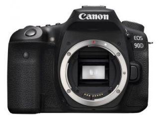 Canon EOS 90D DSLR Camera (Body) Price in India