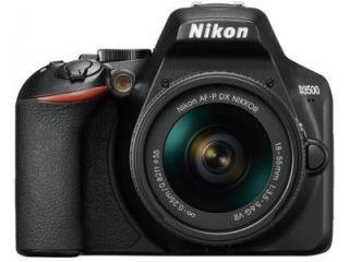 Nikon D3500 DSLR Camera (AF-P DX 18-55mm f/3.5-f/5.6G VR Kit Lens) Price in India
