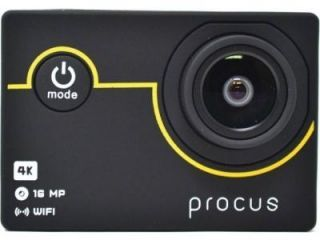 Procus Rush Camera Sports & Action Camcorder Price in India
