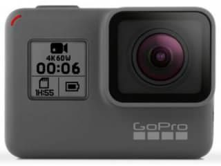 GoPro Hero 6 CHDHX-601 Sports & Action Camcorder Price in India