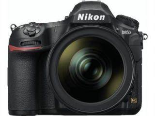 Nikon D850 DSLR Camera (AF-S 24-120mm f/4 ED VR Kit Lens) Price in India