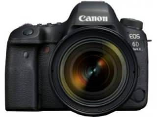 Canon EOS 6D Mark II DSLR Camera (EF 24-70mm f/4L IS USM Kit Lens) Price in India