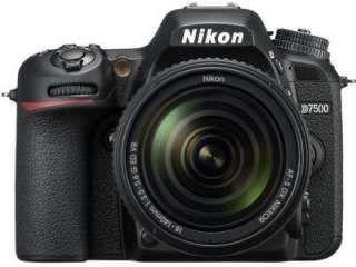 Nikon D7500 DSLR Camera (AF-S 18-140mm f/3.5-f/5.6G ED VR Kit Lens) Price in India