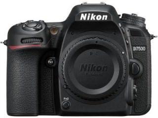 Nikon D7500 DSLR Camera (Body) Price in India