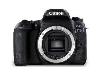 Canon EOS 77D DSLR Camera (Body) Price in India