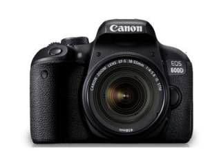Canon EOS 800D DSLR Camera (EF-S 18-55mm f/4-f/5.6 IS STM Kit Lens) Price in India