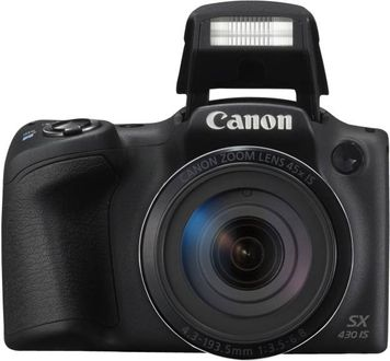 Canon PowerShot SX430 IS Digital Camera Price in India