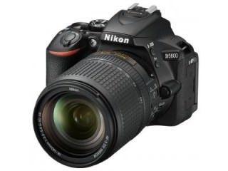Nikon D5600 DSLR Camera (AF-S DX 18-140mm f/3.5-f/5.6G ED VR Kit Lens) Price in India