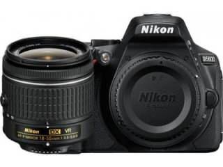 Nikon D5600 DSLR Camera (AF-P 18-55mm f/3.5-f/5.6G VR Kit Lens) Price in India