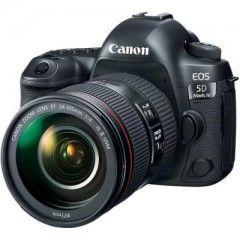 Canon EOS 5D Mark IV DSLR Camera (EF 24-105mm f/4L IS II USM Kit Lens) Price in India
