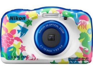 Nikon Coolpix W100 Digital Camera Price in India