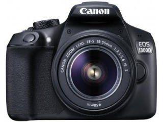 Canon EOS 1300D DSLR Camera (EF-S 18-55mm f/3.5-f/5.6 IS II Kit Lens ) Price in India