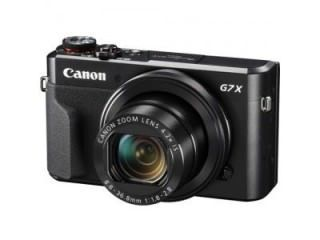 Canon PowerShot G7 X Mark II Digital Camera Price in India