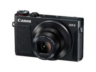 Canon PowerShot G9 X Digital Camera Price in India