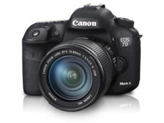Canon EOS 7D Mark II Kit II DSLR Camera (EF-S15-85mm f3.5-5.6 IS USM) Price in India