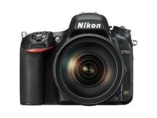 Nikon D750 DSLR Camera (AF-S 24-120mm VR Kit Lens) Price in India