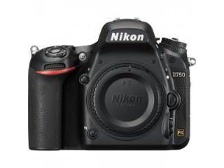 Nikon D750 DSLR Camera (Body) Price in India