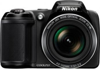 Nikon Coolpix L340 Digital Camera Price in India