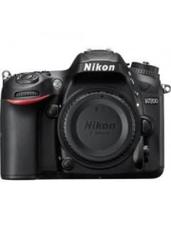 Nikon D7200 DSLR Camera (Body) Price in India