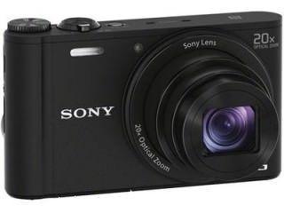 Sony CyberShot DSC-WX350 Digital Camera Price in India