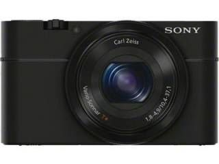 Sony CyberShot DSC-RX100 Digital Camera Price in India