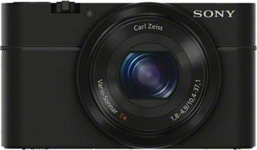 Sony CyberShot DSC-RX100 Digital Camera Price in India