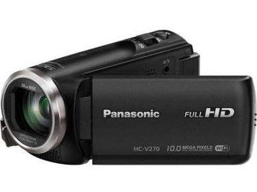 Panasonic HC-V270 Camcorder Price in India