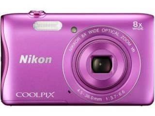 Nikon Coolpix S3700 Digital Camera Price in India