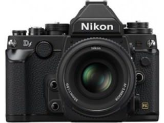 Nikon Df DSLR Camera (AF-S 50mm f/1.8G Lens) Price in India