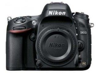 Nikon D610 DSLR Camera (Body) Price in India