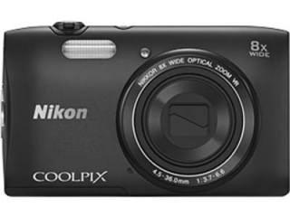 Nikon Coolpix S3600 Digital Camera Price in India
