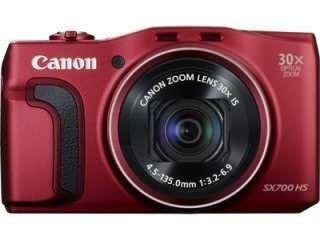 Canon PowerShot SX700 HS Digital Camera Price in India