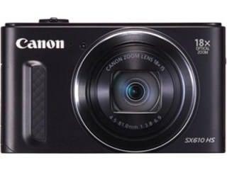 Canon PowerShot SX610 HS Digital Camera Price in India