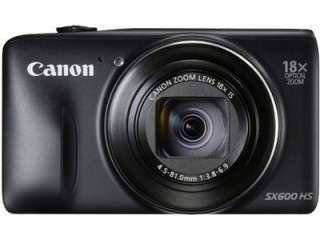 Canon PowerShot SX600 HS Digital Camera Price in India