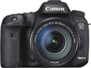 Canon EOS 7D Mark II Kit DSLR Camera (EF-S18-135 mm f3.5-5.6 IS STM) Price in India