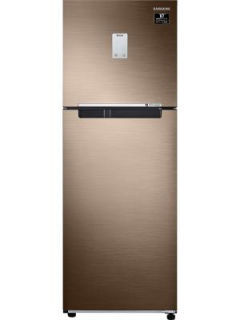 Samsung RT28T3522DU 244 L 2 Star Frost Free Double Door Refrigerator Price in India
