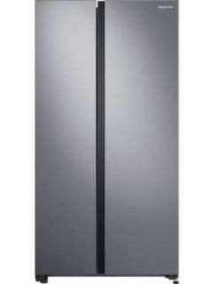 Samsung RS72R5001M9 700 L Inverter Frost Free Side By Side Door Refrigerator Price in India