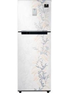 Samsung RT28T3A336W 244 L 3 Star Inverter Frost Free Double Door Refrigerator Price in India