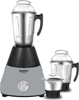 Maharaja Whiteline Infinimax HD MX-226 1000W Mixer Grinder (3 Jars) Price in India