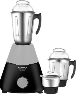 Maharaja Whiteline Infinimax Dlx MX-224 750W Mixer Grinder (3 Jars) Price in India