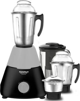 Maharaja Whiteline Infinimax Elite MX-225 750W Mixer Grinder (4 Jars) Price in India