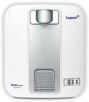 Livpure Linea Copper 5L RO UV UF Water Purifier Price in India