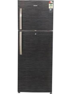 Haier HRF-3304BKS-E 310 L 2 Star Frost Free Double Door Refrigerator Price in India