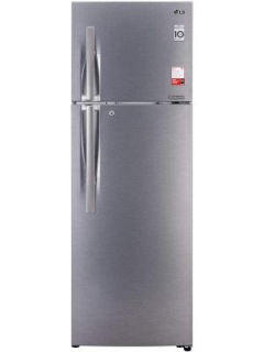 LG GL-T372JDSY 335 L 2 Star Inverter Frost Free Double Door Refrigerator Price in India