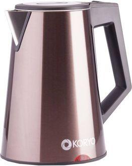 Koryo KEK1874SSB 1.7L Electric Kettle Price in India