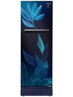 Samsung RT28T31429U 253 L 2 Star Inverter Frost Free Double Door Refrigerator Price in India