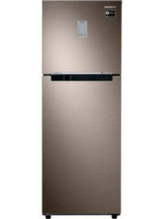 Samsung RT28T3722DX 253 L 2 Star Inverter Frost Free Double Door Refrigerator Price in India