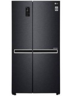 LG GC-B247SQUV 687 L Inverter Frost Free Side By Side Door Refrigerator Price in India