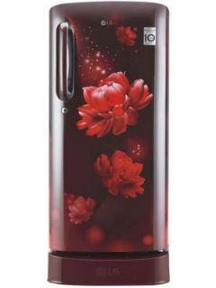 LG GL-D201ASCY 190 L 4 Star Inverter Direct Cool Single Door Refrigerator Price in India